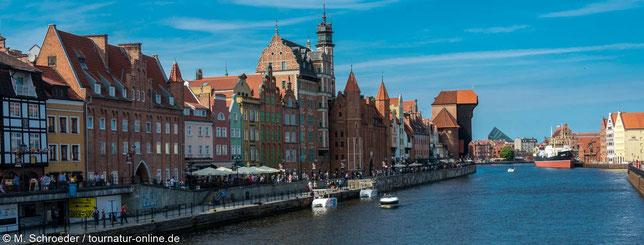 Danzig - eine der schönsten Städte Polens