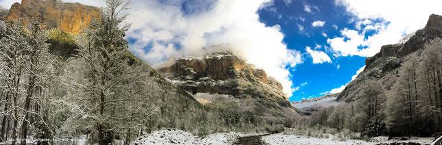 Nationalpark Ordesa y Monte Perdido in den Pyrenäen