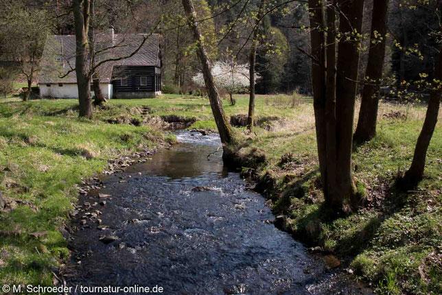 Mit dem Wohnmobil entlang der tschechischen Grenze und Böhmerwald