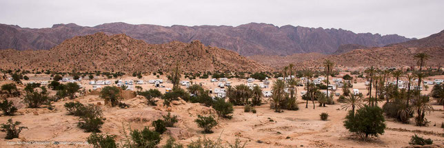 Wohnmobilstellplatz in Tafraoute
