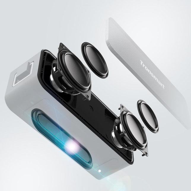 Tronsmart Altavoz Ultra portatil y con Bluetooth