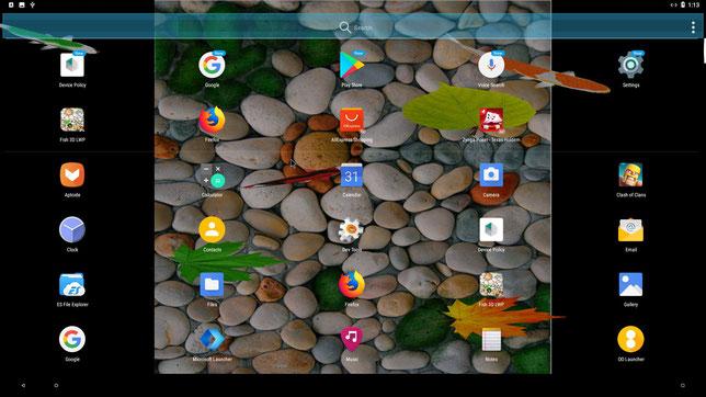 Descargar AndEx Oreo 8.1