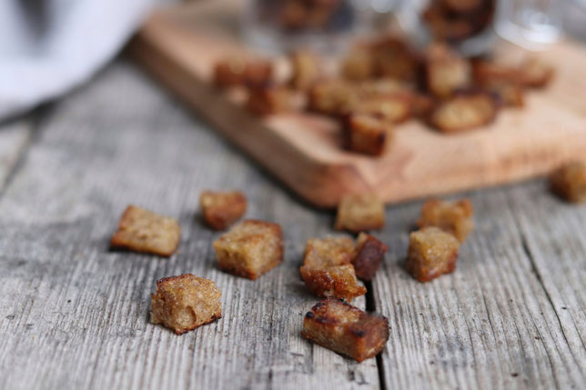 Croutons selber gemacht