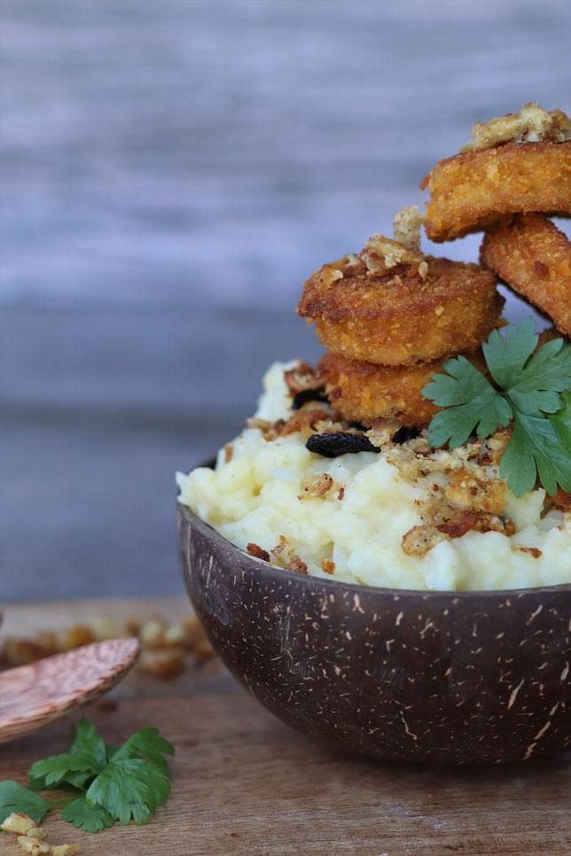 Kartoffel Sellerie Stampf