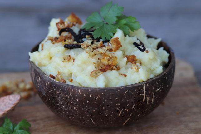 Kartoffel-Sellerie-Stampf