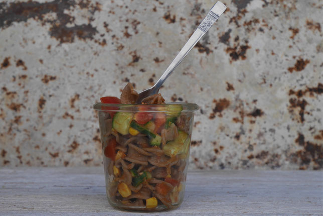Pesto-Nudel-Salat