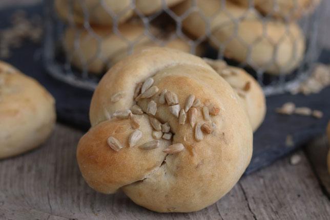 Brot Knöpferl