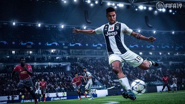 Online Spiele: FIFA 19