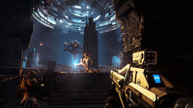 Online Spiele: Destiny 2