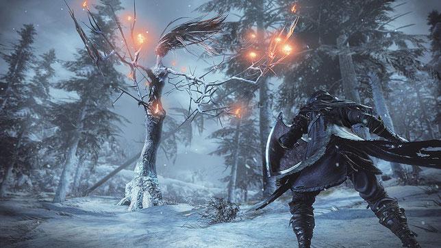 PS4 Spiele 2016: Dark Souls 3