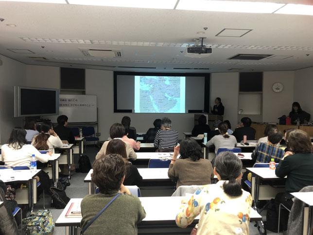 2017年11月26日「女性への暴力〜この20年の成果と課題」福岡県男女共同参画センターあすぱる