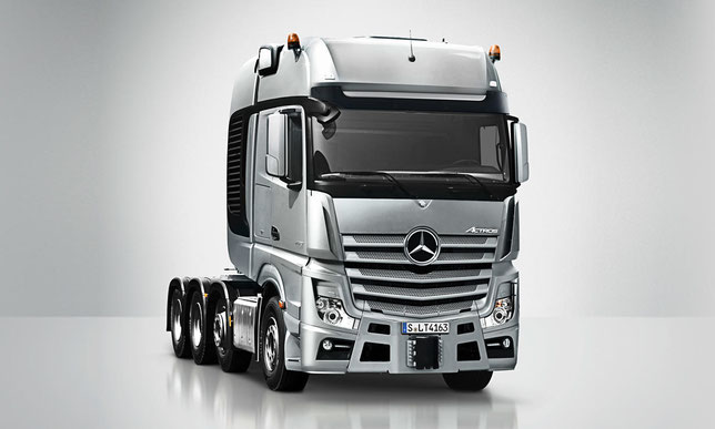 mercedes-benz actros service manuals PDF