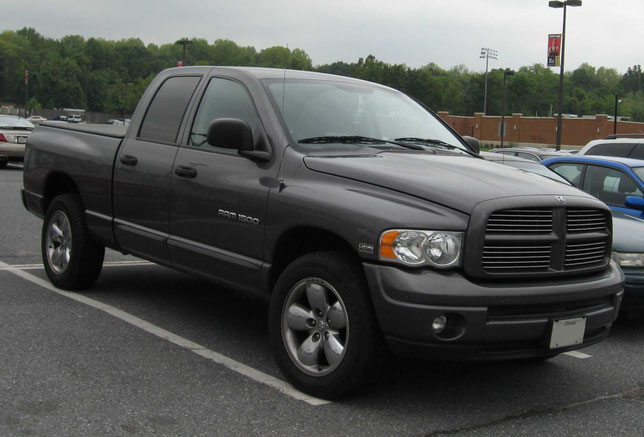 Dodge Ram trucks PDF User Manual