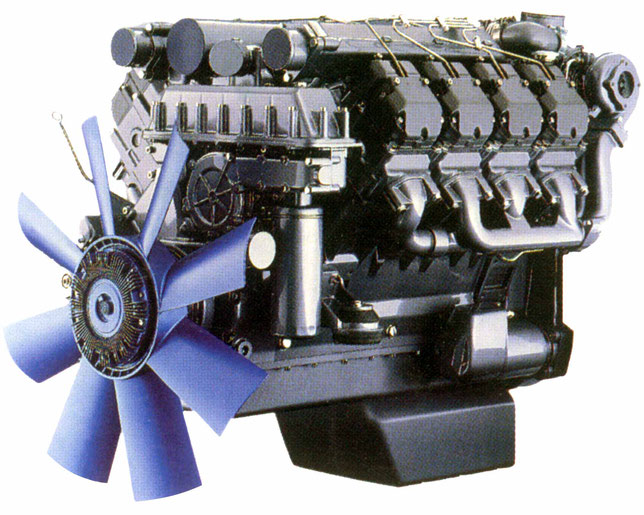 Deutz Diesel D-Series Engines