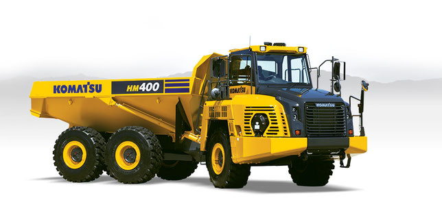 Komatsu HM400-5 Dump Truck.jpg