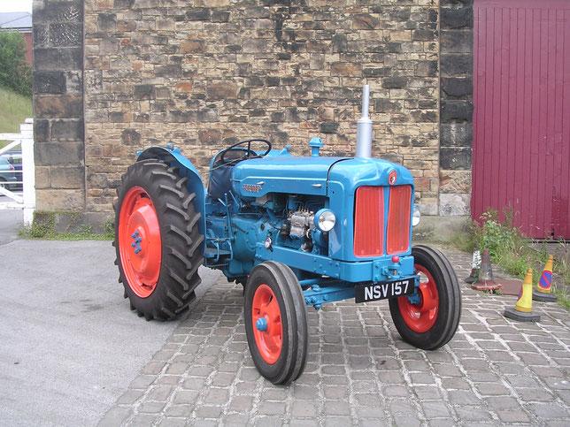 Fordson E1A Major