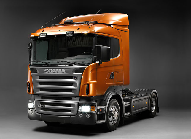 Scania R-Series PDF manuals