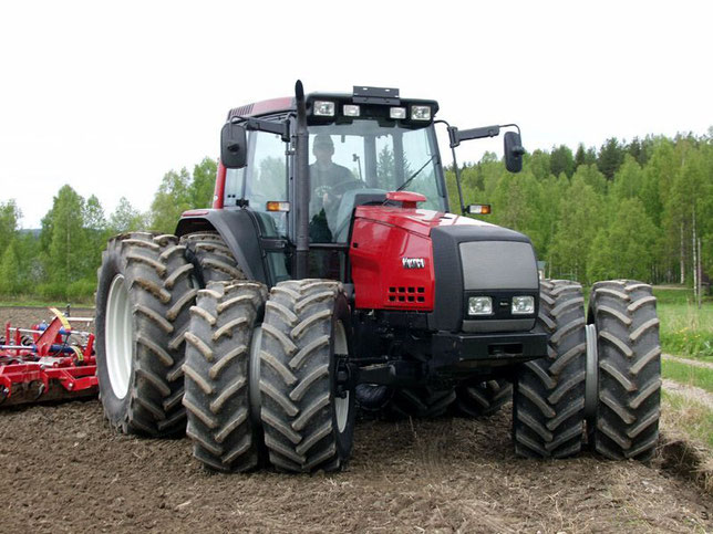VALTRA 8350 (HiTech Series) service repair manual