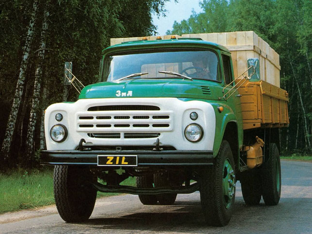 72 ZIL Trucks Service Manuals Free Download - free PDF truck ...