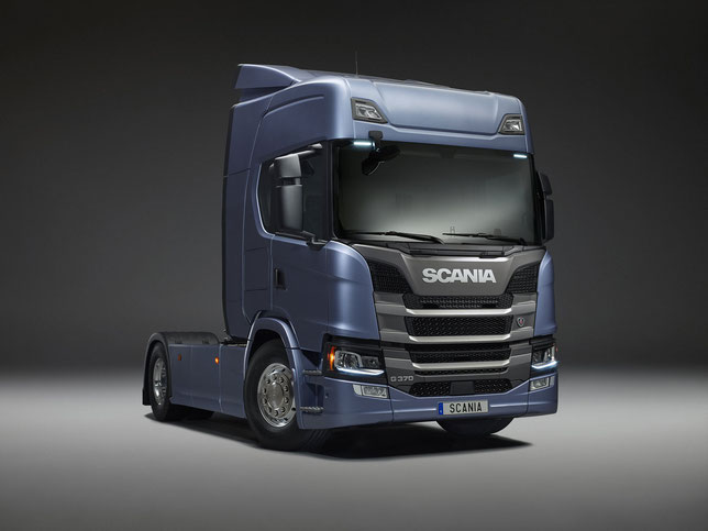 Scania G-Series PDF manuals