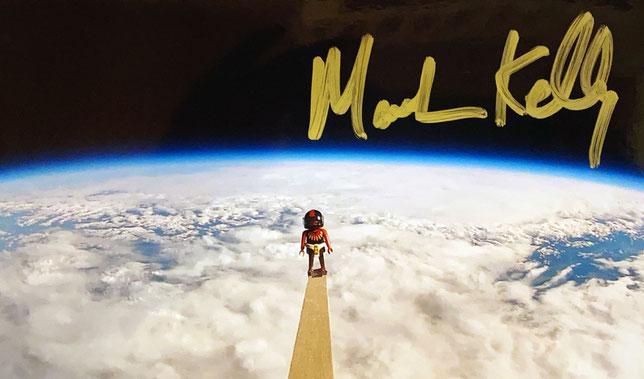Autograph Mark Kelly Autogramm