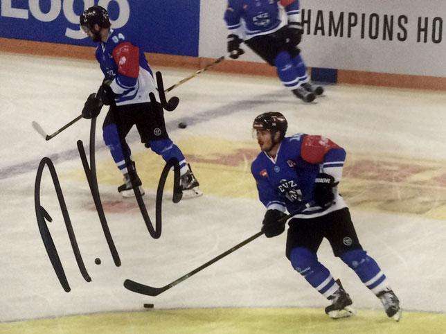 Raphael Diaz Autograph Autogramm