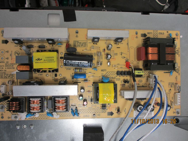 Thomson TV circuit board diagrams, schematics, PDF service manuals on