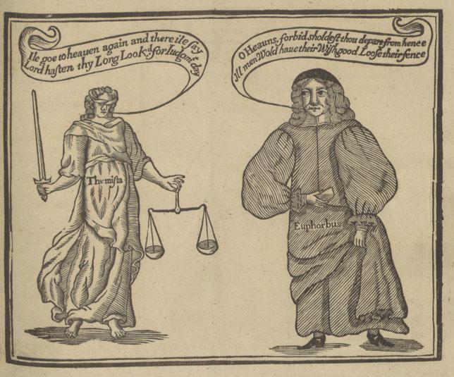 Diebsdaumen und Diebslichter - Symbolbild Justiz und Gericht