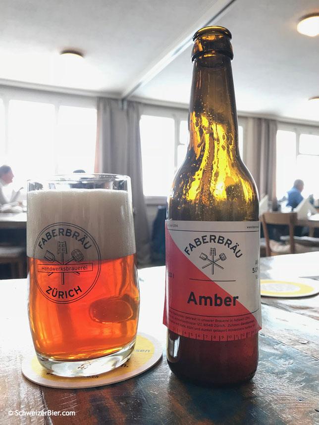 Faberbräu - Amber