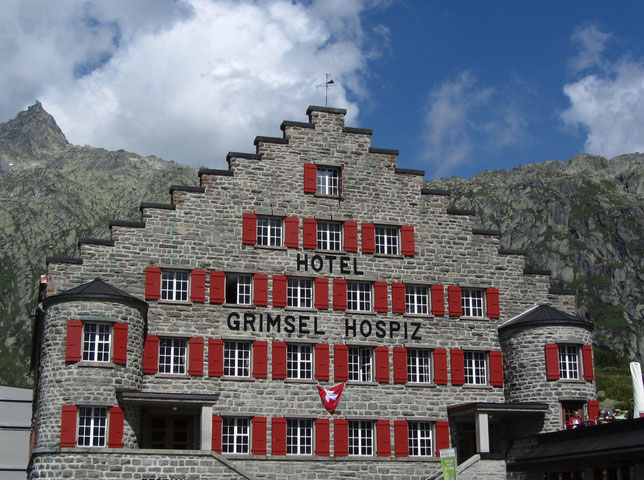 Grimsel Hotel von Andrew and Annemarie