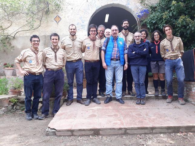 Els participants de la nova edició del Leadership. FOTO: Pau Artés