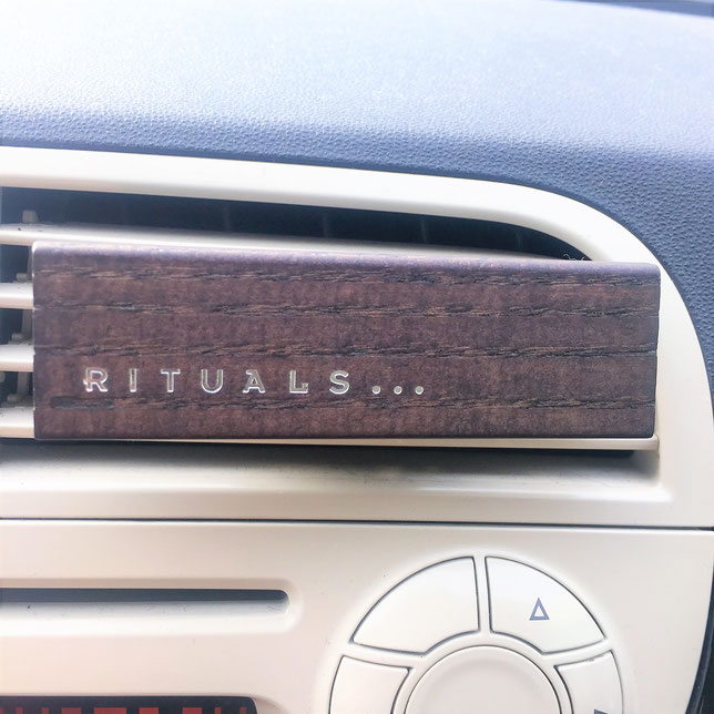 Rituals Geur Auto.Rituals Auto Parfum Diana Villa Martinez