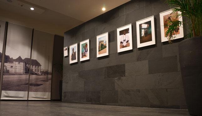 Ausstellung im Grunewig Hotel - Köln Deutz