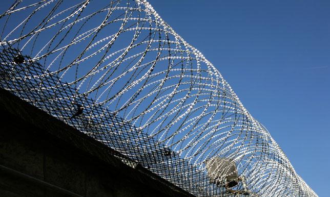 Gefängnis JVA Mauer