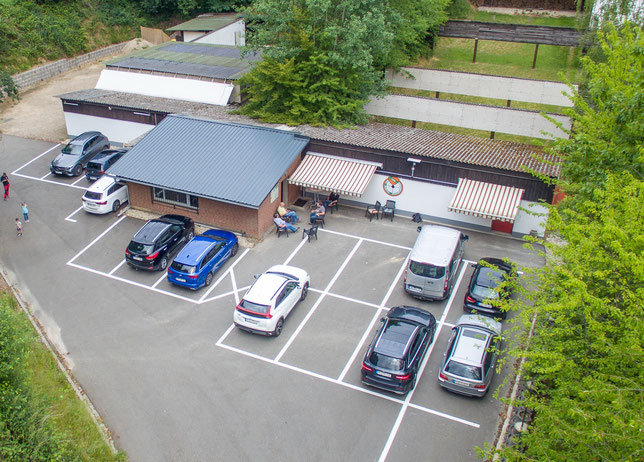 Schießstand - Schießsportanlage - NRW - Kreis Heinsberg - BDS - DSB - SSV Rurtal Hückelhoven