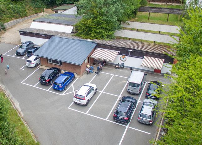 Schießstand - Schießsportanlage - NRW - Kreis Heinsberg - BDS - DSB - SSV Rurtal Hückelhoven - Kleingladbach