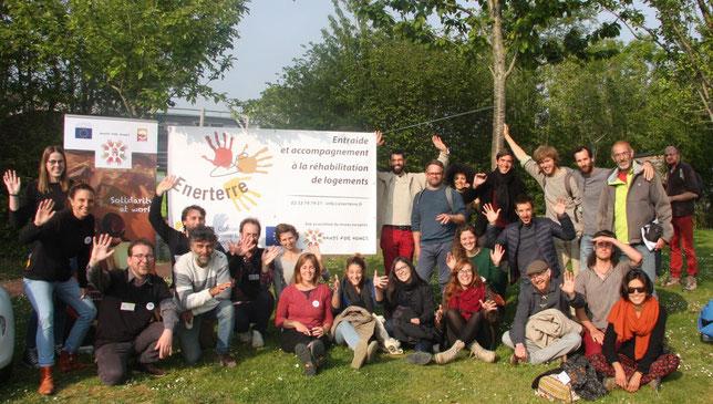 auto-réhabilitation accompagnée ARA France Europe projet solidaire coopération internationale