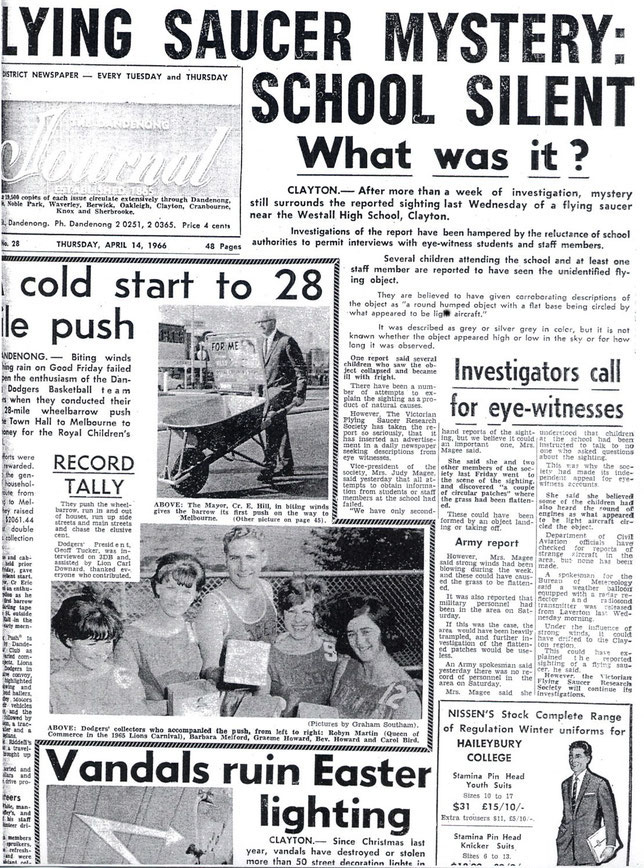 The dandenong journal 14-06-1966