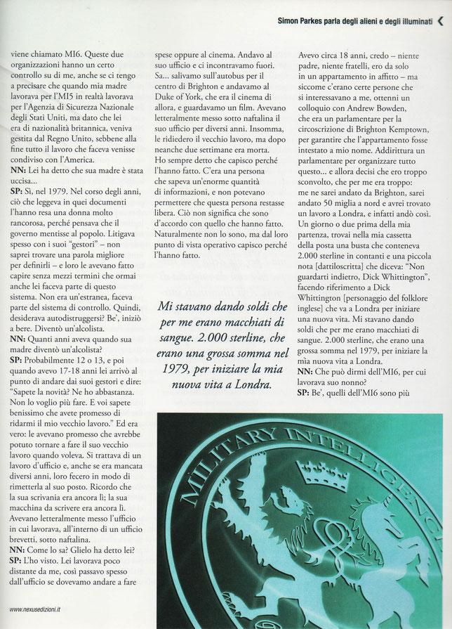 Intervista a Simon Parkes