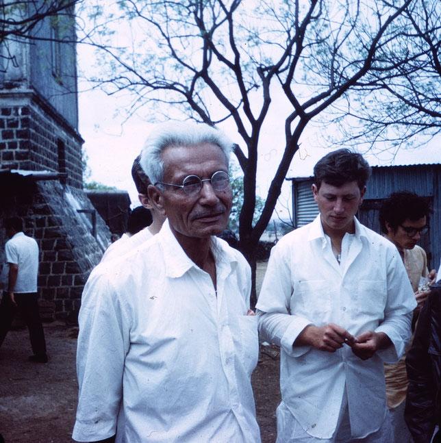 1969 at Upper Meherabad, India