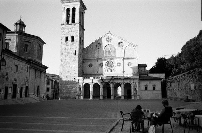Spoleto, fotografia di G. Baroni