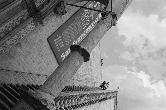 Assisi, fotografia di G. Baroni