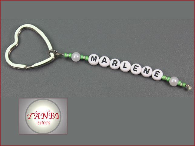 Namensanhänger - Taschenanhänger - Taschenbaumler - Geschenk