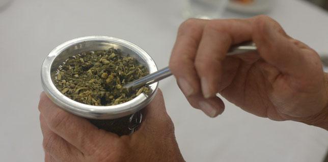 En Argentina, el mate es lo que más se consume después del agua, dijo el INYM.