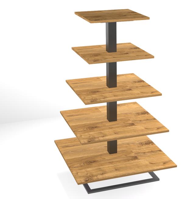 стеллаж дизайнерский,стеллаж из металла,стеллаж лофт,стеллаж деревянный,стеллаж остров