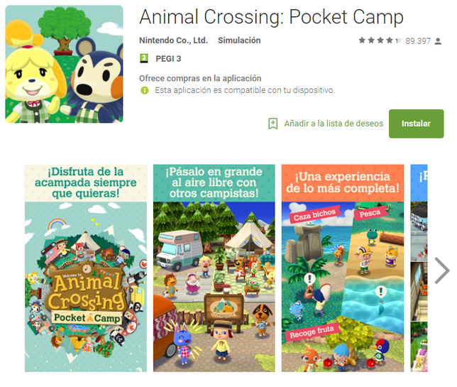 Trucos Para Animal Crossing Pocket Camp Para Android