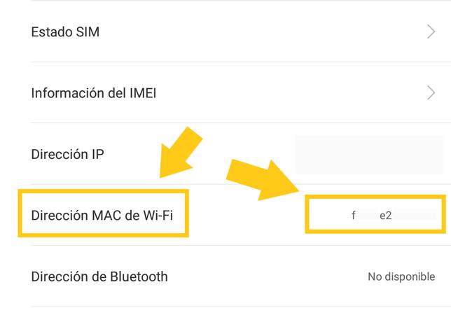 Cómo Cambiar El Numero MAC En Android