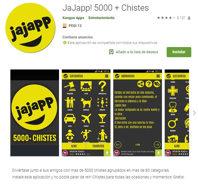 JaJapp! 5000 + Chistes