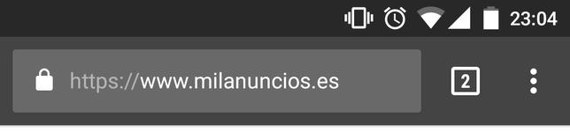 Entrar En Milanuncios Para Android