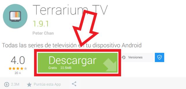 Terrarium Tv Ver Series Y Películas En Android